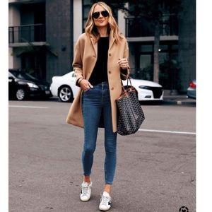 NWT Everlane Cocoon Camel Tan Coat Blogger Fav